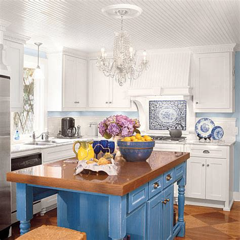 southern living kitchens ideas stylish kitchen island ideas southern living
