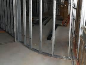 With Metal Studs Sam Paul Drywall Inc Insulation Drywall Metal Studs