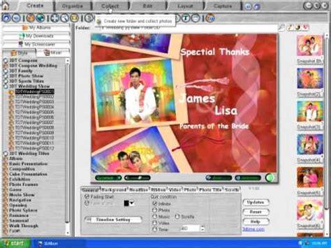 Wedding Album Editor Free by 3d Album Wedding Software Free Editor
