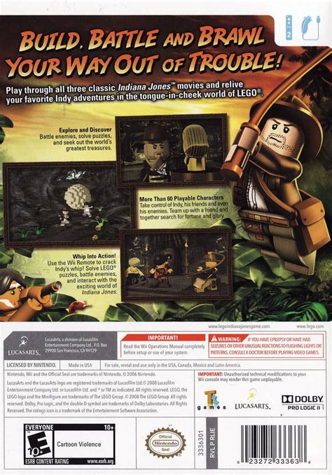 Original Adventure lego indiana jones the original adventures box for