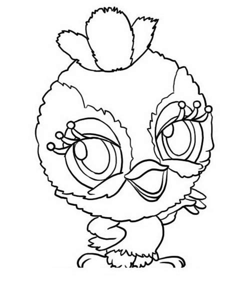 Zoobles Coloring Pages23 Coloring Kids Zoobles Coloring Pages