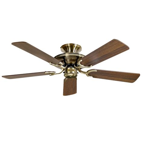 Fantasia Ceiling Fans by Fantasia Mayfair Ceiling Fan 42 Inch Antique Brass 110057