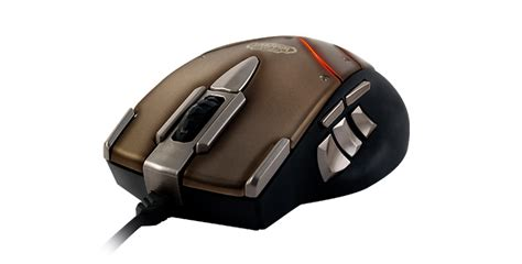Mouse Steelseries Second steelseries unveils new mmo gaming mouse designed for