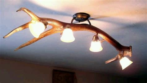 Antler Light Fixture Antler Light Fixture Home Ideas Pinterest