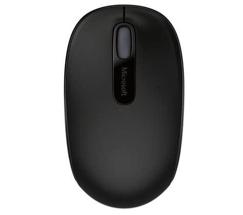 Mouse Wireless Microsoft 1850 microsoft wireless mobile mouse 1850 black deals pc world