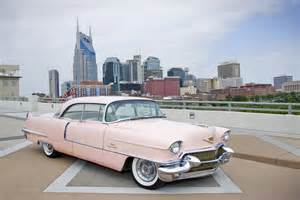 1956 Pink Cadillac 56 Cadillac