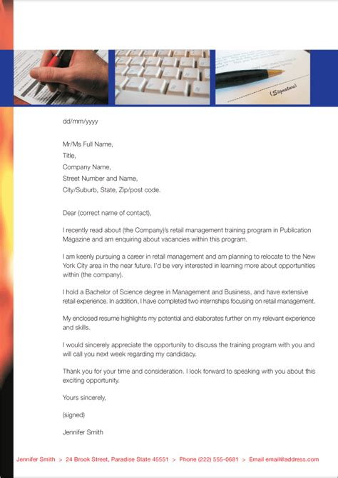 writing a killer cover letter cover letter 201207