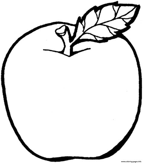 apple fruit coloring page apple fruit s for kids14b4 coloring pages printable