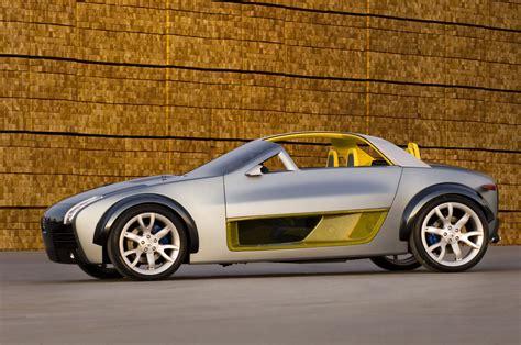 Concept Cars The Nissan Urge Evo