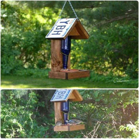 a simple and inexpensive diy bird feeder for under 10