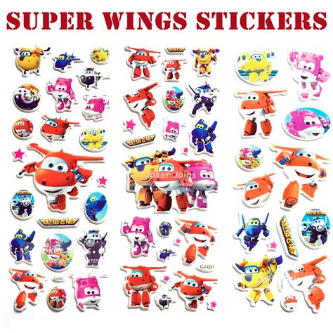 Robot Wall Stickers aliexpress com buy super deal super wings stickers 17