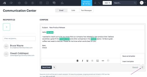 How Do I Use Email Templates Base Support Email Template