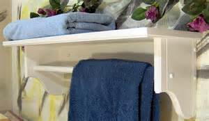 white shelf with towel bar white 26 towel bar with 9 25 inch shelf for towels or
