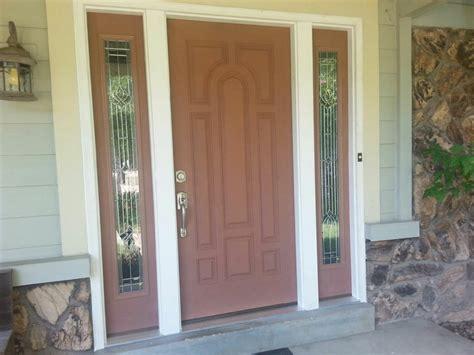 dark brown front door dark brown front doors exles ideas pictures