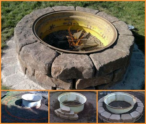 diy pit ideas backyard landscaping design ideas fresh modern and rustic