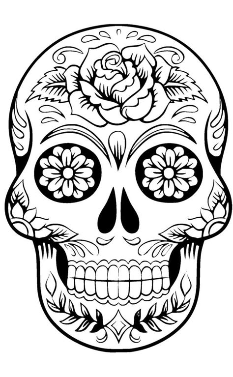dibujo de muerte con capucha para colorear dibujos net dibujos de calaveras para colores cada dibujo calavera