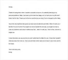 10 love letter to boyfriend free sample example