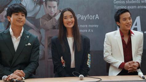 film thailand bank thai film bad genius too good to miss entertainment
