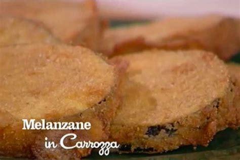 mozzarella in carrozza parodi ricetta melanzane in carrozza i 249 di benedetta