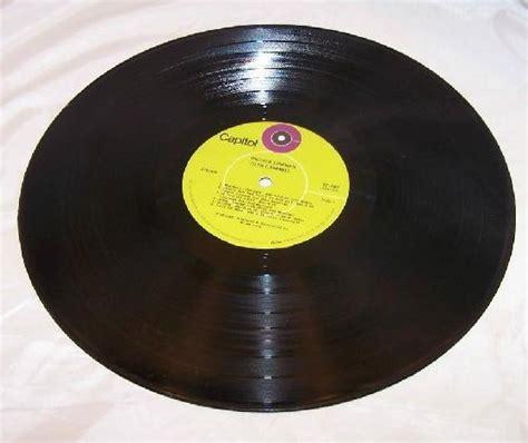 Wichita Records Wichita Lineman Glen Cbell Record Capitol Records