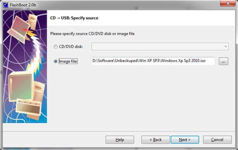 membuat bootable windows xp sp3 galiannet membuat flash disk menjadi instalasi windows xp sp3