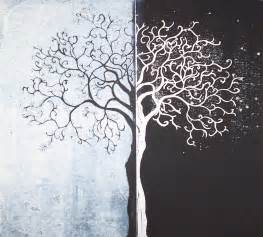 black and white painting ideas who makes the choice 171 danuta hinc