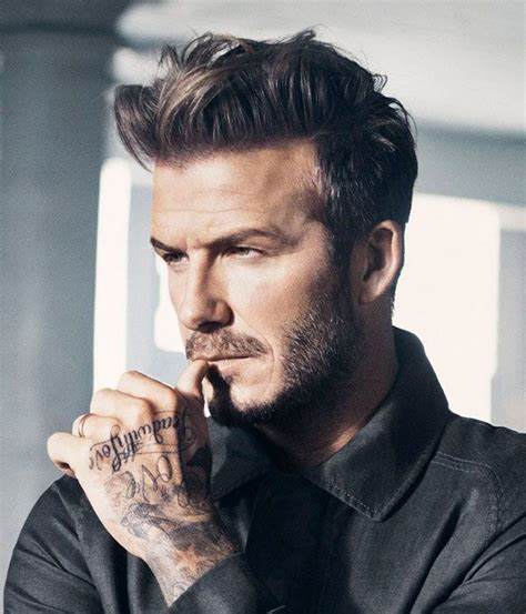 what hair styling product does beckham cool david beckham haircut hairstyles 2016