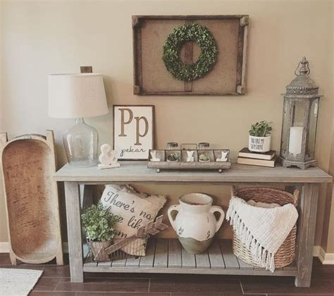 entry table home decor pinterest see this instagram photo by twistedoaklane 68 likes