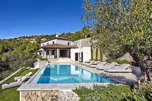 Casual luxury exuded by spacious villa in puerto de andratx spain