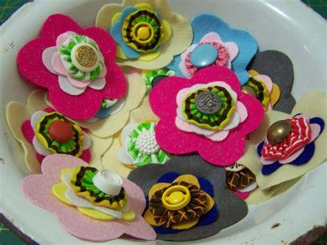 fiori con feltro fiori in pannolenci foto 8 41 tempo libero