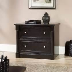 Black Lateral File Cabinet Wood Lateral File Cabinet Black Wood 2 Drawer Document Storage Office Home Furniture Ebay