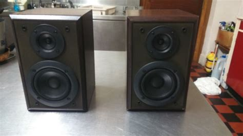 technics sb hd50a bookshelf speakers for sale in dublin 1
