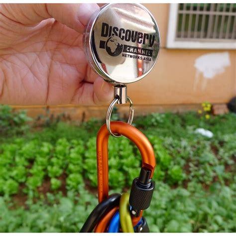 Key Pals Tweet Me Gantungan Kunci high resilience rope anti thief key chain