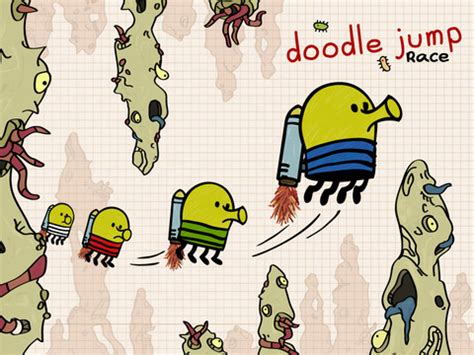 doodle jump 2 doodle jump race on the app store