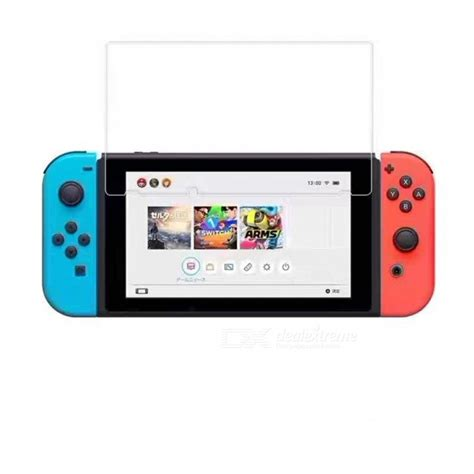 Nintendo Switch Tempered Glass by Tempered Glass Screen Protector For Nintendo Switch Free