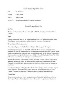 memo report template best photos of business progress report template weekly