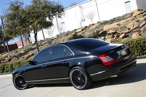 Maybach Dallas by 2008 Maybach 57s With 22 Quot Modulare M1 Black Dfw Auto