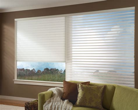 curtain shades nh sheer horizontal shades bayside blind shade
