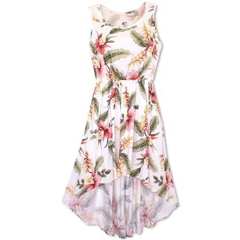 Blush Tropical cloud sassy hawaiian dress clothing styles blush and tropical