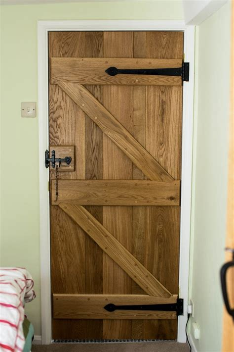 Rustic Interior Door Best 25 Rustic Doors Ideas On Wood Door Frame Corner Pantry And Types Of Doors