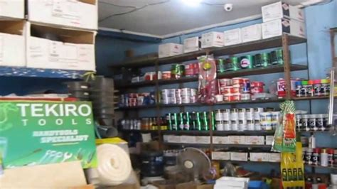 layout toko bahan bangunan depo bangunan bahan bangunan toko bangunan youtube