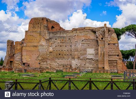 buy house rome domus augustana house of augustus ruins palatine hill rome stock photo royalty