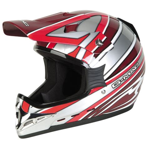 junior motocross helmets g mac hurricane junior motocross helmet motocross