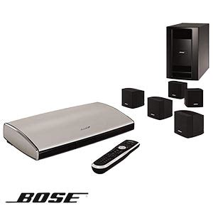 bose lifestyle t10 5 1 channel home theatre system