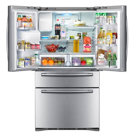 Samsung 4 Drawer Refrigerator by Samsung Stainless Steel Door Refrigerator With