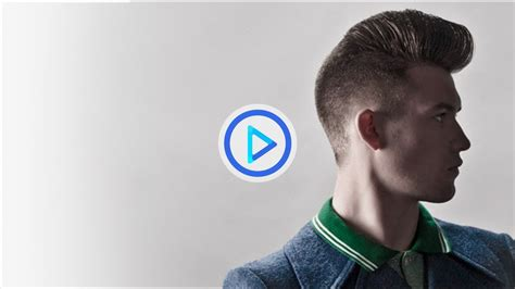 how to cut mans hair how to cut men s hair rockabilly psychobilly 50s quiff