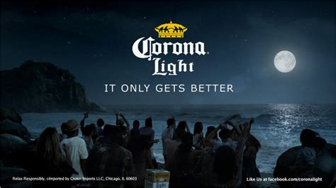 corona light sets sights   younger party crowd
