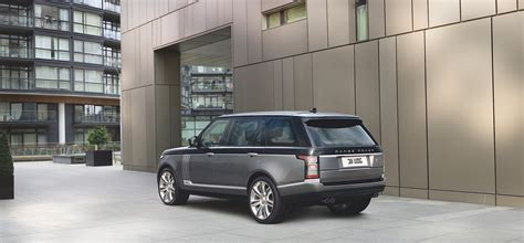 range rover evolution price 2016 range rover svautobiography springs out gets