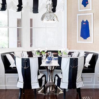 black director dining chairs contemporary dining room