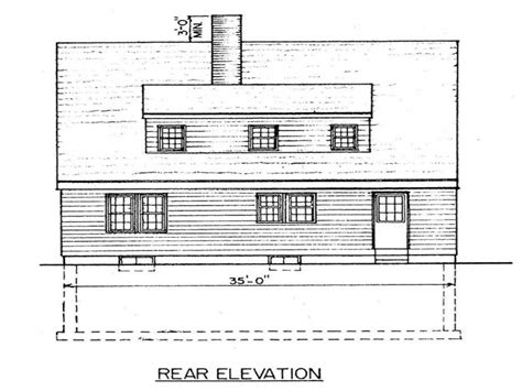 Small Saltbox House Plans by Simple Small House Floor Plans Saltbox House Plans Designs